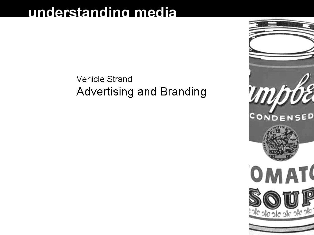 Vehicle Strand Advertising and Branding