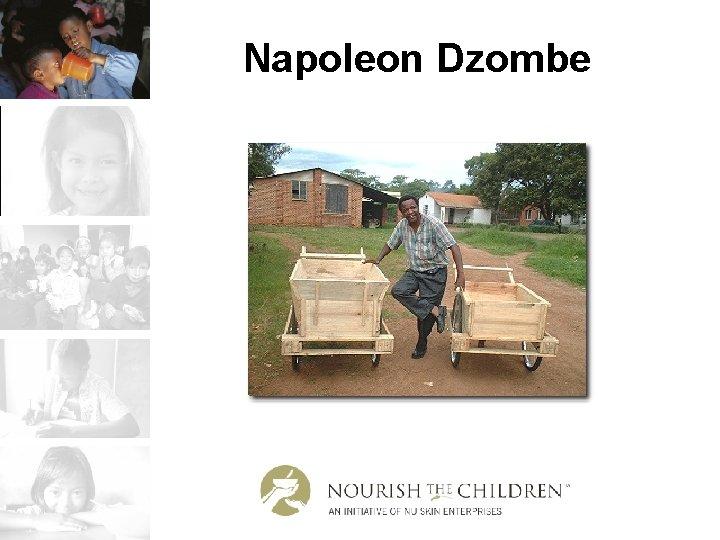Napoleon Dzombe