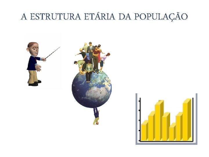 A ESTRUTURA ETÁRIA DA POPULAÇÃO