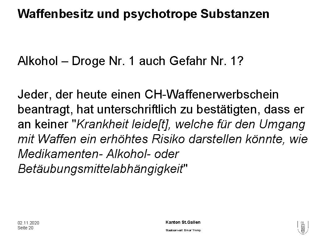 Alkohol op nach gallen Gesundheit: Alkohol