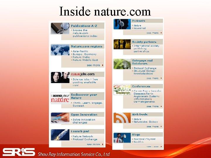 Inside nature. com