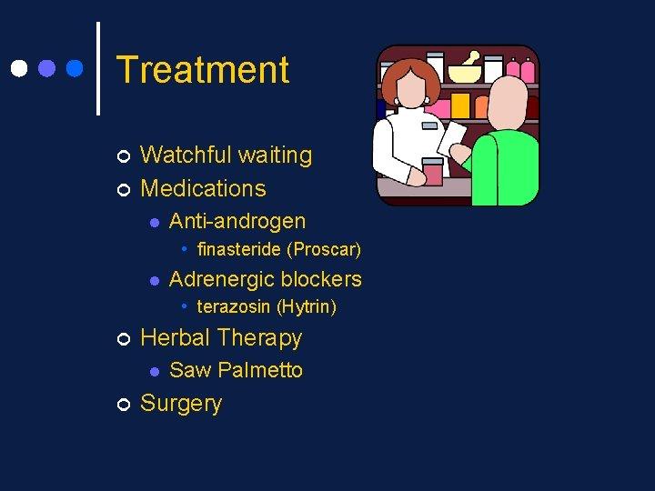 proscar nursing interventions