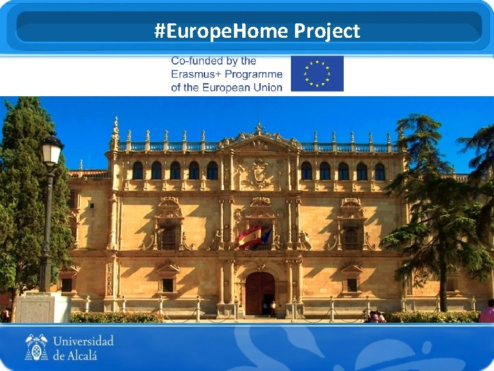 #Europe. Home Project