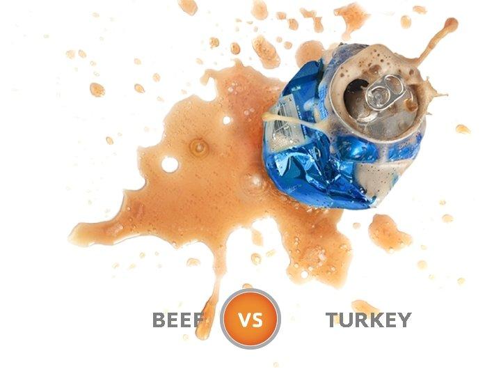 BEEF TURKEY