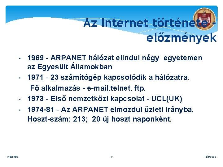 online kapcsolat első ülése)