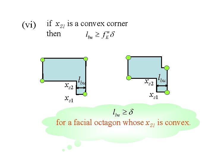 (vi) if x. S 1 is a convex corner then xs 2 xs 1