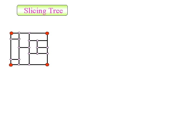 Slicing Tree
