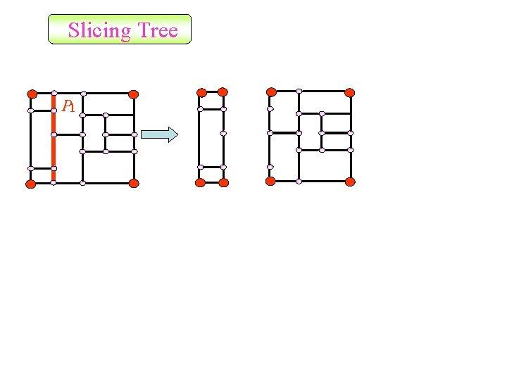 Slicing Tree P 1