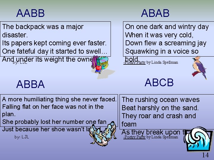 AABB The backpack was a major disaster. Its papers kept coming ever faster. One