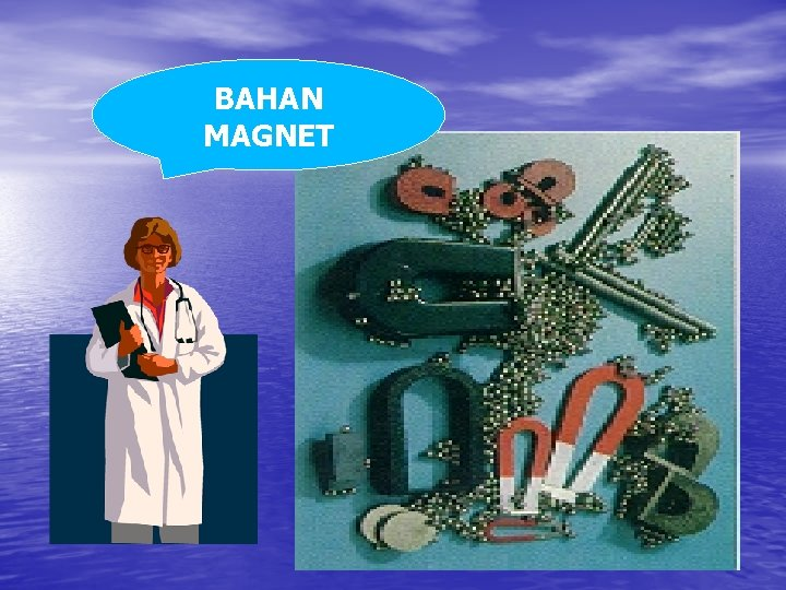 BAHAN MAGNET