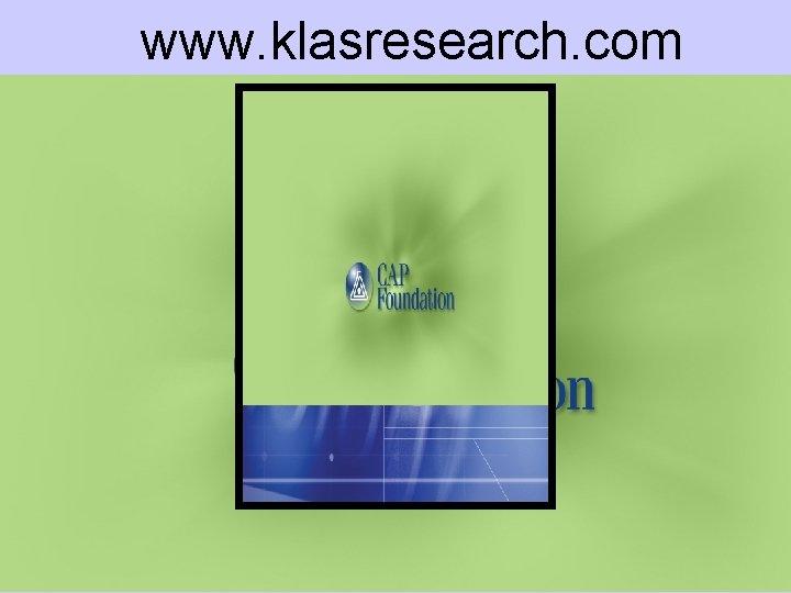 www. klasresearch. com