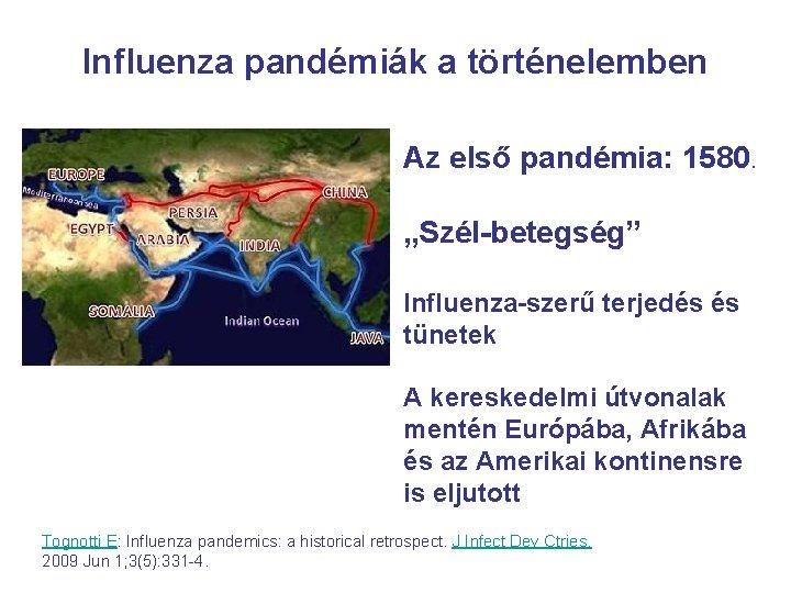 Parazita terjedési útvonalak