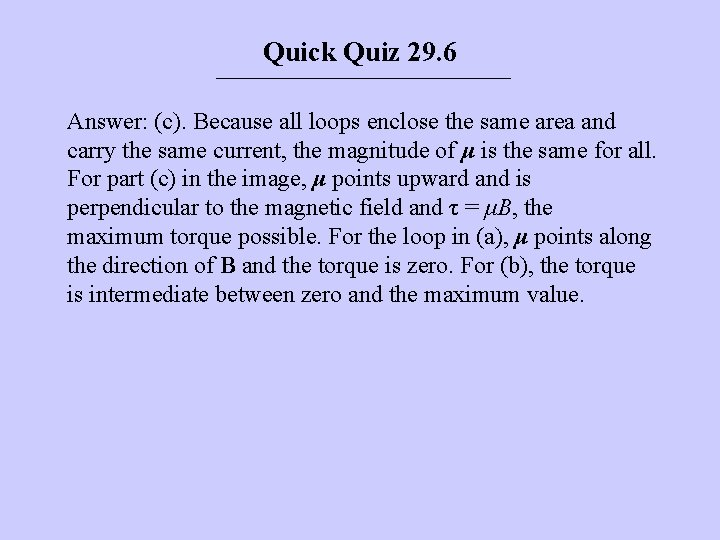 Or quiz top bottom Am I