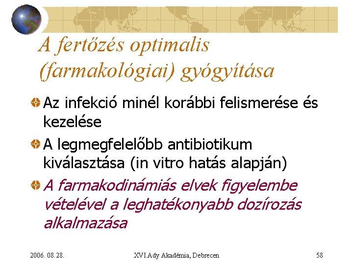 A prostatitis antibiotikumok kezelése