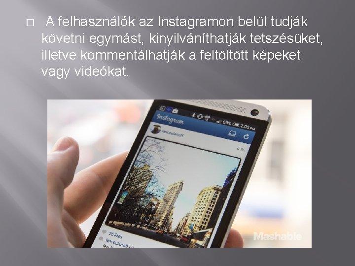 instagram tudják