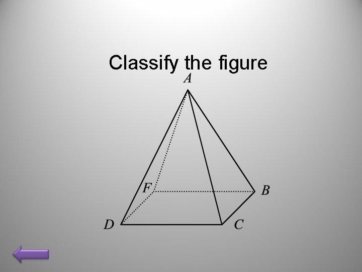 Classify the figure