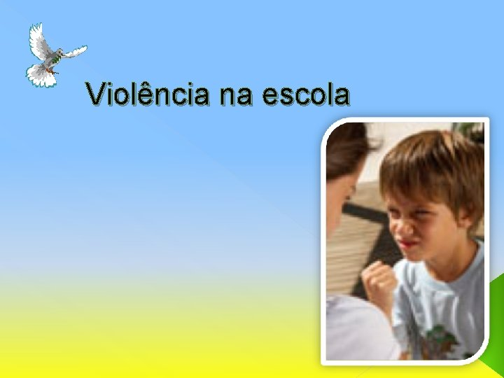 Violência na escola