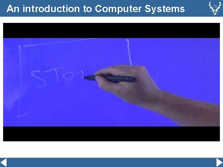 An introduction to Computer Systems