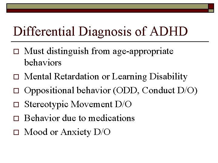 Symptoms mental retardation Intellectual Disability