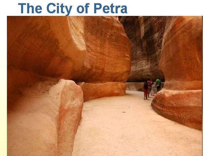 The City of Petra 16
