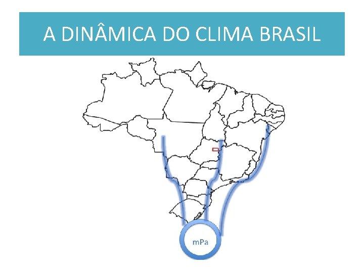 A DIN MICA DO CLIMA BRASIL
