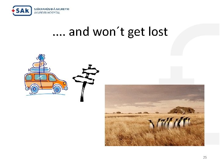 . . and won´t get lost 25