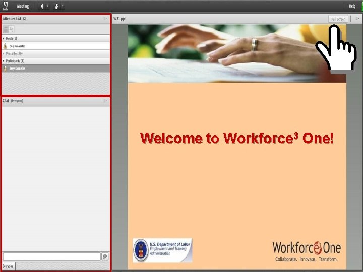 Welcome to Workforce 3 One! Employer Engagement: 20 Strategies 2