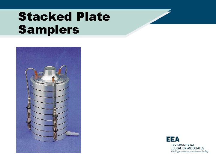 Stacked Plate Samplers