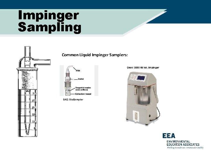 Impinger Sampling