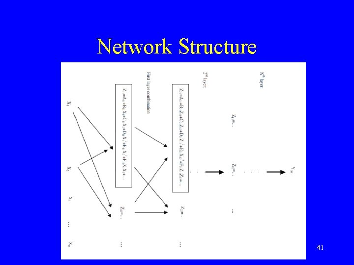 Network Structure 41