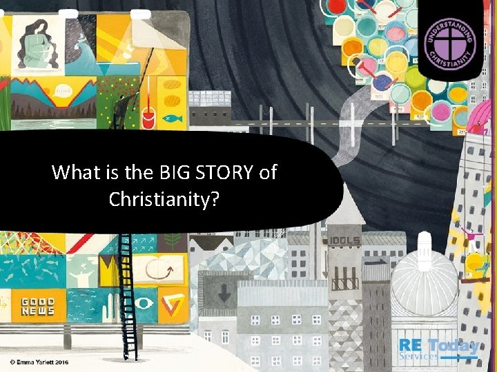 What is the BIG STORY of Christianity?