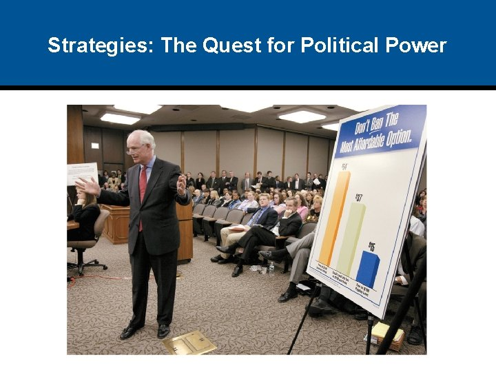 Strategies: The Quest for Political Power