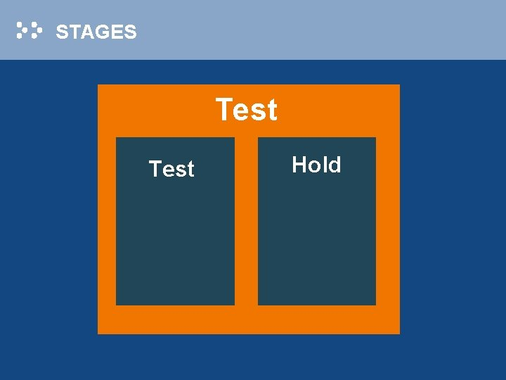 STAGES Test Hold