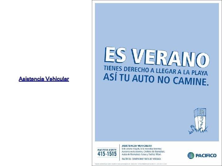 Asistencia Vehicular