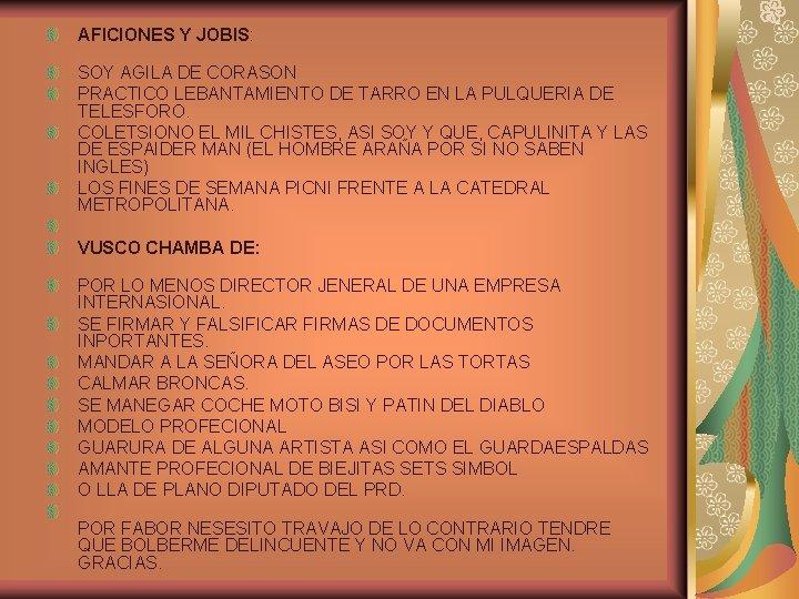 AFICIONES Y JOBIS: SOY AGILA DE CORASON PRACTICO LEBANTAMIENTO DE TARRO EN LA PULQUERIA