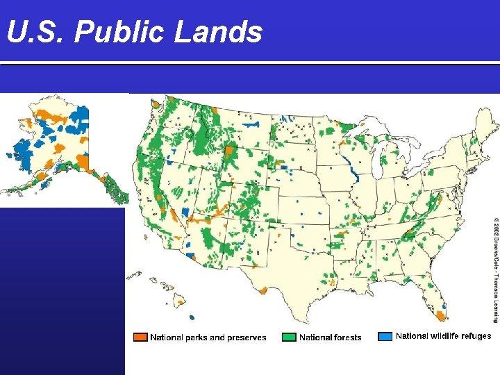 U. S. Public Lands
