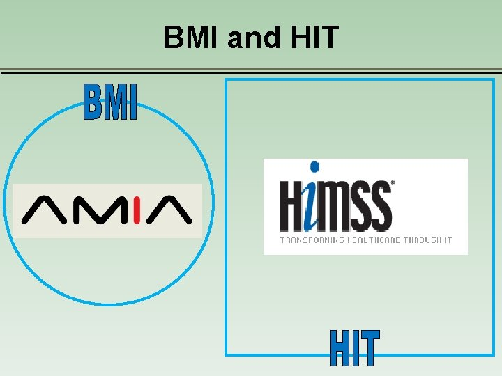 BMI and HIT