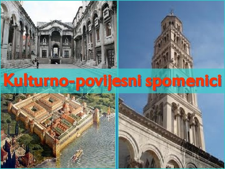 Kulturno-povijesni spomenici