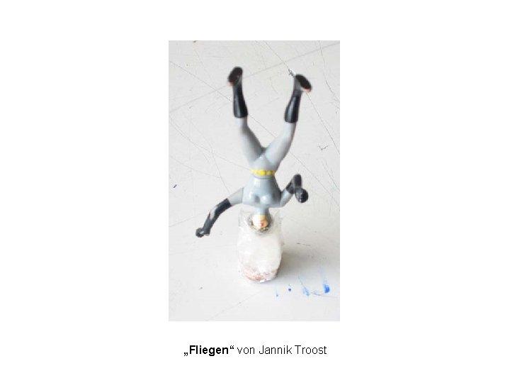 """""""Fliegen"""" von Jannik Troost"""