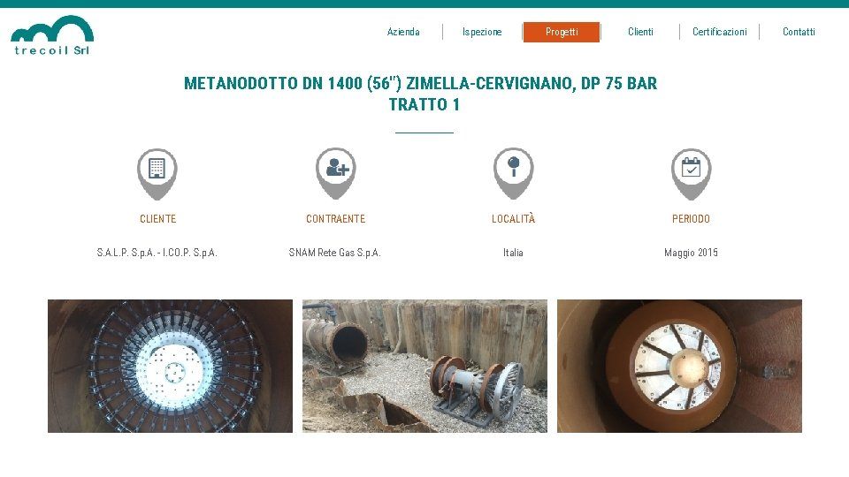 Sede Legale Via Bressani 4b 29017 Fiorenzuola Darda