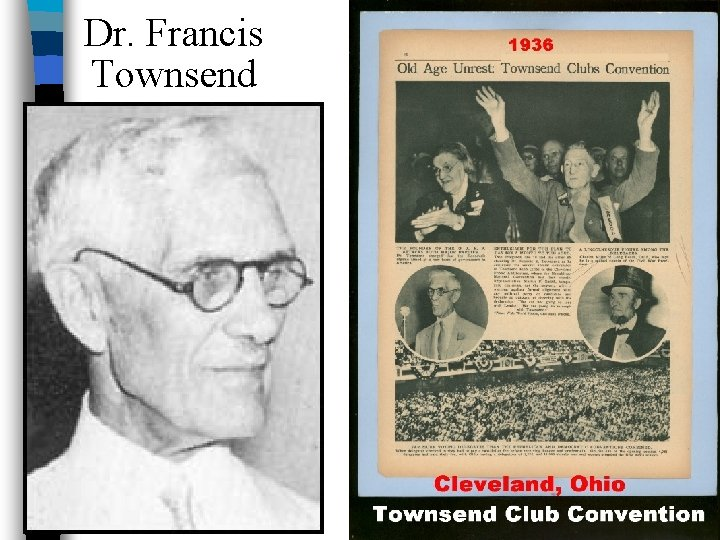 Dr. Francis Townsend