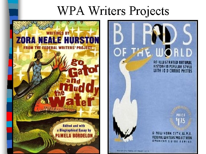 WPA Writers Projects