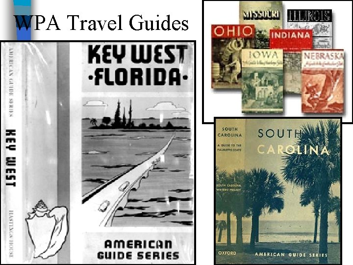 WPA Travel Guides