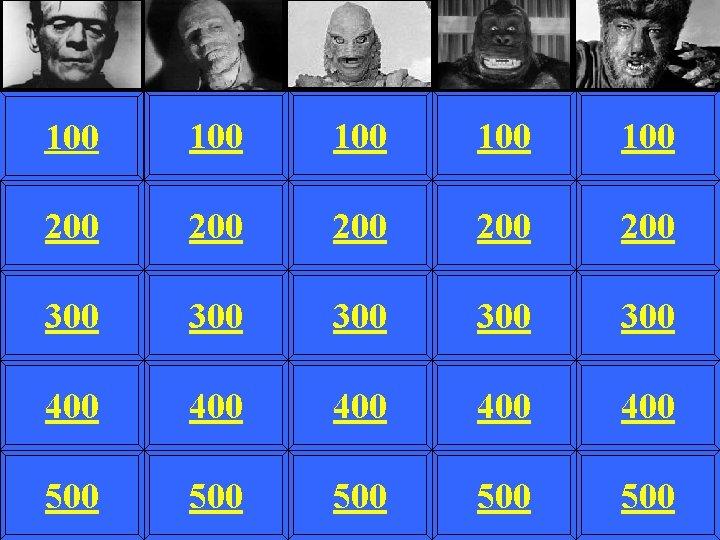 100 100 100 200 200 200 300 300 300 400 400 400 500 500