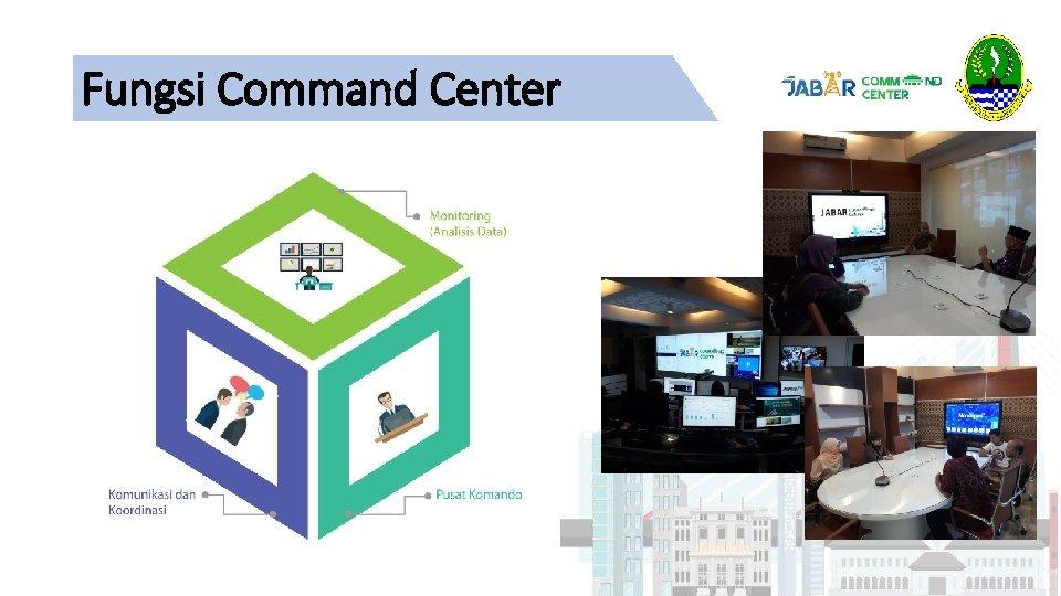 Fungsi Command Center