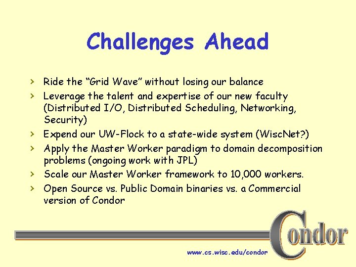 """Challenges Ahead › Ride the """"Grid Wave"""" without losing our balance › Leverage the"""