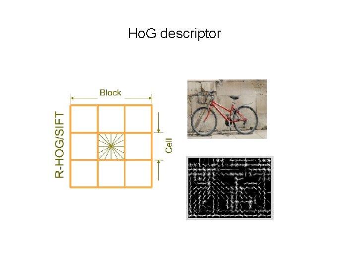Ho. G descriptor