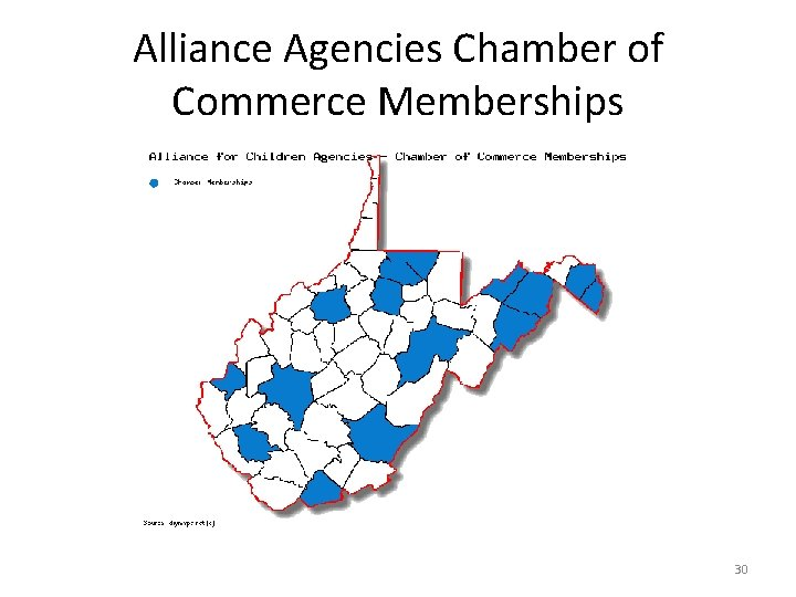 Alliance Agencies Chamber of Commerce Memberships 30
