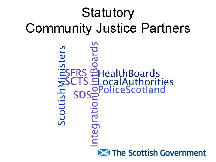Statutory Community Justice Partners
