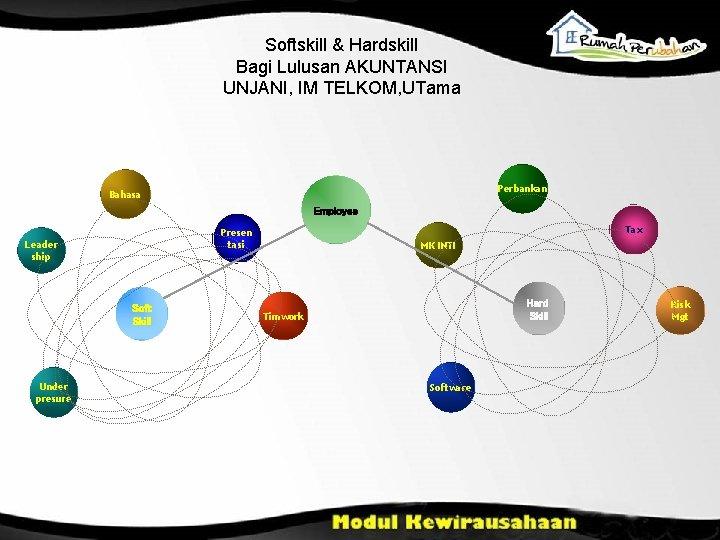 Softskill & Hardskill Bagi Lulusan AKUNTANSI UNJANI, IM TELKOM, UTama Perbankan Bahasa Employee Leader